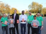 Football School and Nedum Onuoha at Ark Swift