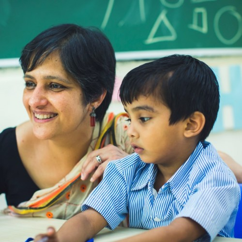 Ark India classroom