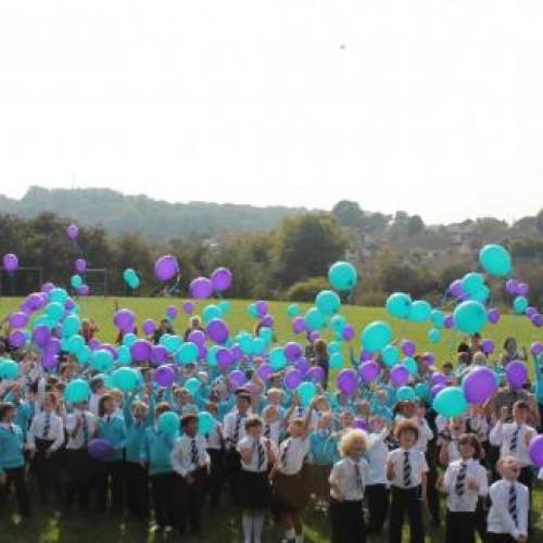 ARK Blacklands Primary balloon release