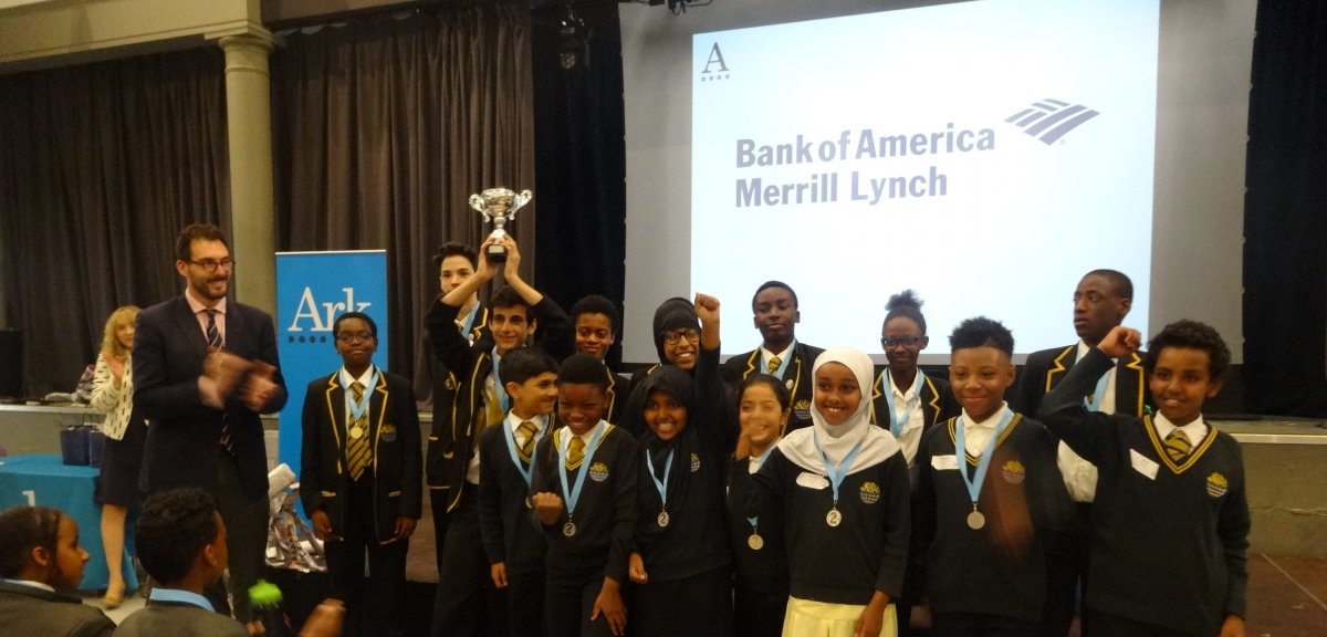 mega maths wrangle, bank of america merrill lynch, mathematics mastery