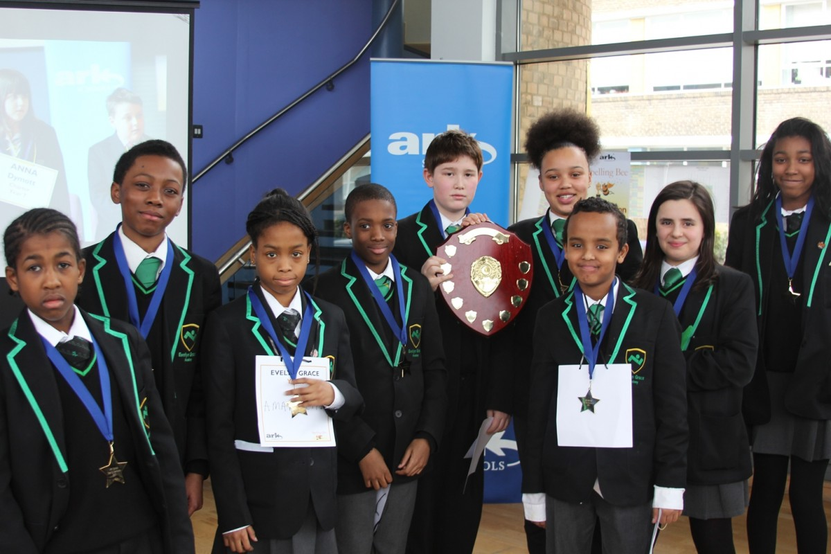 Students succeed under pressure at fourth ARK Schools Spelling Bee   Ark